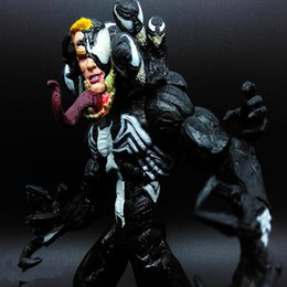 Hottest figure online shopping - Hot NEW Marvel SELECT VENOM CM Spider Man Villian Comic Cool PVC Toy Action Figure Toys Kids Gift DDA295