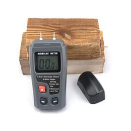 $enCountryForm.capitalKeyWord UK - Retail Smart Sensor 0-99.9% Wood Moisture Meter LCD Display Humidity Tester Timber Damp Detector 2 Pins Needle Type Wood Moisture Tester