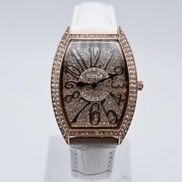 Wholesale High quality quartz leather diamond fashion brand aaa luxury women watches women dress designer watch ladies gifts wristwatch saat