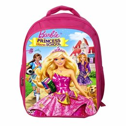 beautiful Princess backpack 42 32 18cm senior primary school backpack  children s cartoon junior high school backpack 1981357f9d223