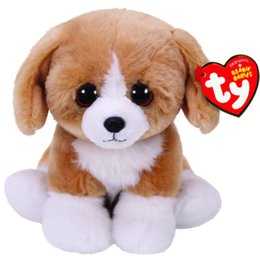 """heart stuffed animals 2019 - Pyoopeo Ty Beanie Babies 6"""" 15cm Franklin the Dog Plush Regular Soft Stuffed Animal Puppy Collection Doll Toy with"""