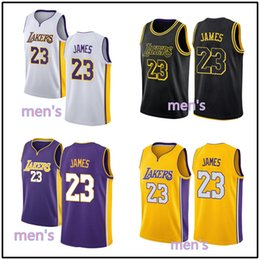 ... new zealand cheap hot 23 lebron james jersey men 2018 new city edition  embroidery stitched yellow 2117e9690