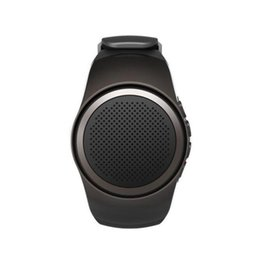 speakers rates UK - ZZYD B20 Mini Bluetooth Speaker Bass Smart Watch Bluetooth Wireless Universal For Music Player With TF Card good quality