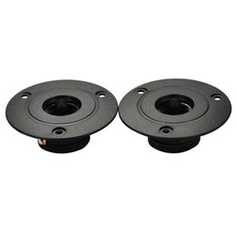 $enCountryForm.capitalKeyWord Australia - Freeshipping 2pcs 3 inch 8 ohm 10 W dual magnetic bullet speaker HIFI car stereo speakers tweeter imports high audio sound