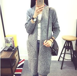 new autumn winter women's sweaters Maternity sweaters cardigans coat outerwear knitted long sweater pregnant clothing 16931