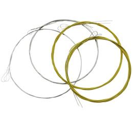 Steel acouStic online shopping - Mandolin string stainless steel mercerized string