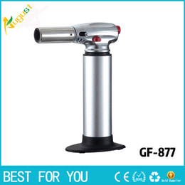 $enCountryForm.capitalKeyWord Canada - New Hot GF - 877 1300C gas Scorch torch jet flame lighter kitchen torch Giant Heavy Duty gas Refillable Micro Culinary Torch Self-igniting