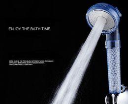 shower electric 2019 - Multifunctional Adjustable Shower Heads Jetting Shower Filter High Pressure Water Saving Shower Head Handheld Water chea