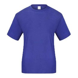 wholesale cotton shorts blank UK - China supplier short sleeve 100% cotton blue bangladesh plain t-shirts blank