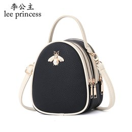 aa072e5b2f Fashion Handbags Imitation Australia - LEE PRINCESS Ladies Shoulder Bags  Small For Women Imitation Pearl Bee