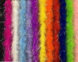 Piumini 2M Materiali per la produzione fai-da-te, top in seta lucida, materiali per l'imballaggio con bouquet di fiori e accessori per l'abbigliamento