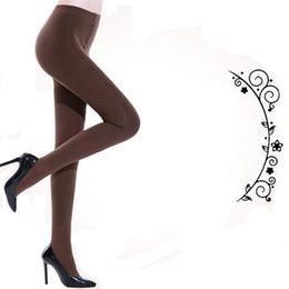 2931a40a4e8 New Fashion Women Black Sexy Pantyhose Autumn Winter Warm Tights Stockings  Step Foot Seamless High Elasticity Nylon Hosiery 7414