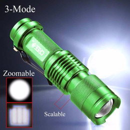 Ultrafire lantern online shopping - Adjustable Focus Mini LED Flashlight Q5 Lumens Modes Zoom Waterproof Potable Tactical Flashlight Torch Lantern AA
