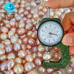 $enCountryForm.capitalKeyWord NZ - new arrivals DIY beads natural colour Baroque oval round Edison Natural fresh water pearl 11-13mm loose beads of pearl accessories wholesale