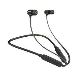 samrt phones 2019 - W8 Magnetic Bluetooth Headphone 3D Stereo Earphone Neckband Wireless Sport Headset Running with Mic for Samrt Phones