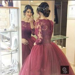 Long Sleeve Quinceanera Dress Australia | New Featured Long Sleeve ...
