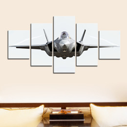 $enCountryForm.capitalKeyWord Australia - Large Aircraft Pictures Painting Landscape Skyline Artwork Airplane Photo Canvas Prints Wall Art for Living Room Home Decoration