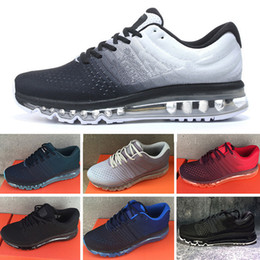 Knit shoes online shopping - 2017 Hot Sale High Quality Mesh Knit Sportswear Men Women Running Shoes Cheap Sports Trainer Sneakers Eur