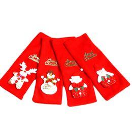Hoomall Brooch Led Glowing Cartoon Santa Claus Snowman Deer Christmas Brooch Pin Cute Xmas Toy Flag Pin Art Pin Home & Garden