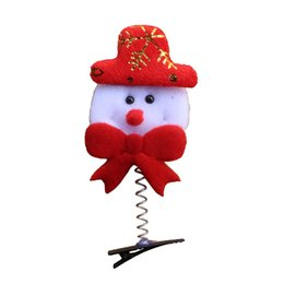 $enCountryForm.capitalKeyWord UK - Christmas tiara hairpin wholesale Christmas decorations hair clips party props creative old man bear snowman deer