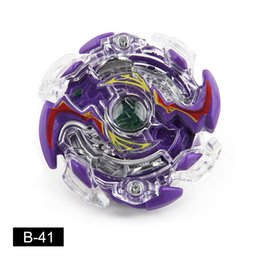 Rapidity Beyblade Wholesale NZ - Plastic Gyro Best Rapidity Metal Fight Beyblade Metal Master Super Top 4D In Spinning Top Toy