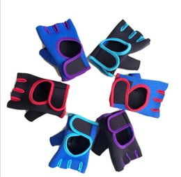 Sport Handschuhe Fitness Gym Half Finger Handschuh Gewichtheben Handschuhe Übung Training Multifunktions für Männer Frauen Fäustlinge im Angebot