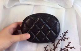Venta al por mayor de Japón y estilo coreano bolsa de caviar cero vestido casual mini bolso cosmético de moda Embrague Monederos Monederos señora Uso versátil carteira feminina