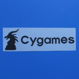$enCountryForm.capitalKeyWord NZ - 2018 2019 Cygames Sponsor for Serie A FONT soccer patch Cygames back Sponsor badge