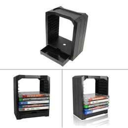 XboX game holder online shopping - Multifunctional Universal Game Gaming Disk Storage Tower Holder For Xbox One PS4