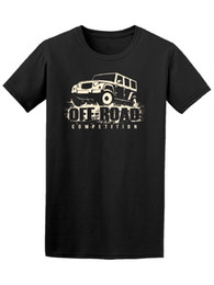 Chinese  Hot Sale Men T Shirt Fashion Off Road Competition Car Race Men's Tee Summer T Shirt manufacturers
