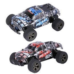 remote control off road vehicles 2019 - Climbing RC Car Wireless Electric Remote Control Children RC Climbing Off-Road Vehicle Pick Up Truck Car Toy Model Gifts