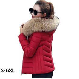 6xl ladies jacket online shopping - Female jacket new hot winter jacket women high quality fashion plus size warm winter jacket lady park women s winter coats S18101506