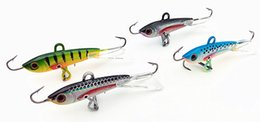 Discount ice jig lures - 4Pcs 60Mm 10G Fishing Lure Winter Ice Fishing Hard Bait Minnow Pesca Tackle Isca Artificial Bait Crankbait Swimbait