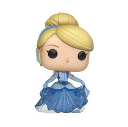 Cheap Mini Toys NZ - Cheap price Anime Toys For Children FUNKO POP Cinderella Princess model Action Figure Collection Toy Toys For Kids gift factory price