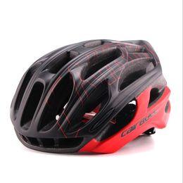 Green Bike Light Australia - 4D Aerodynamics Team Edition Mountain Bike Road Bicycle Riding Helmet with Tail Lights