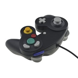 Joystick for pc computer online shopping - Game Controller Wired Handheld Joystick For Nintend GC Port Controle MAC Computer PC Gamepad
