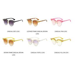 4145466aa74 Vintage Metal Cat Eye Frame Sun Glasses For Women Luxury Brand Designer  Sunglasses Fashion Popular UV Protection Eyeglasses 36bc ZZ