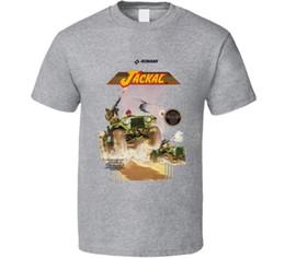 $enCountryForm.capitalKeyWord NZ - Jackal Nes Box Art Video Game T Shirt Cool Casual pride t shirt men Unisex New Fashion tshirt Loose Size top ajax