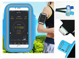 doogee mobiles Canada - Sport Armband Arm Band Belt Cover mobile phone Gym Running Sport Arm Band Cover Case For Doogee X9 Pro Phone Cases 5.5""