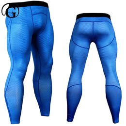 8bfc3d17e267c Red compRession tights online shopping - Mens Bodybuilding Tights Casual underwear  Compression Tight pants control panties