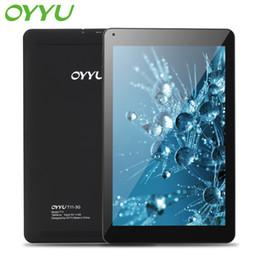 $enCountryForm.capitalKeyWord Australia - OYYU T11 10.1 inch Phablet Android 7.0 3G Phone Call Tablet Pc Quad Core 1.3GHz 1GB+16GB MT8321 GPS WiFi Bluetooth New Tablets