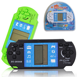 $enCountryForm.capitalKeyWord NZ - Tetris Game Console New Arrivel Classical Game Players Handled Kids High Quality Children Educational Christmas Gift DHL Free
