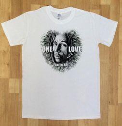 $enCountryForm.capitalKeyWord Australia - Mens Reggae Legend One love T-Shirt Celebrity Rasta Heart King Fan summer Hot Sale New Tee Print Men T-Shirt Top