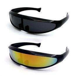 94f380ca181 X-men Laser Sunglasses For Men Mercury Lens Glasses Driving Individuality  Windproof Sun Glasses Robots Eyewear