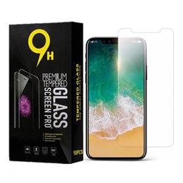 Anti google glAss online shopping - Tempered Glass Film for iPhone XS Max XR s Plus Screen Protector Film for Google Pixel D H Paper Package