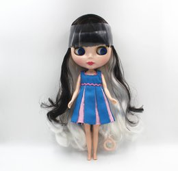 Toys & Hobbies 432 Doll Limited Gift Special Price Cheap Offer Toy Dolls & Stuffed Toys Free Shipping Top Discount Diy Nude Blyth Doll Item No