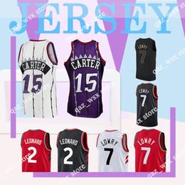 142c17b8f09c Mesh Basketball Jerseys UK - Toronto 2018 Men s Jersey Raptors Vince 15  Carter Retro Mesh Jersey