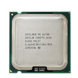 Intel 775 Processors Australia - 2018 Intel Q6700 Core 2 Quad Processor 2.66GHz 8MB Quad-Core FSB 1066 Desktop LGA 775 CPU
