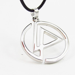 Linkin park pendant online shopping - Wan jie shi ping Rock style Linkin park Pendant high quality necklace
