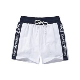 Ingrosso QUICK DRY 2018 Uomo Insmoncler 4 VELINE A STRETCH Boardshorts Shorts in Spandex Board Uomo Costumi da bagno Bermuda Surf Beach Short Masculino Phantom HOT